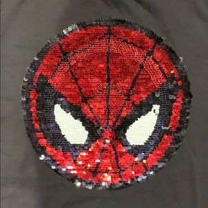 EUC Marvel Flippy Shirt for boys